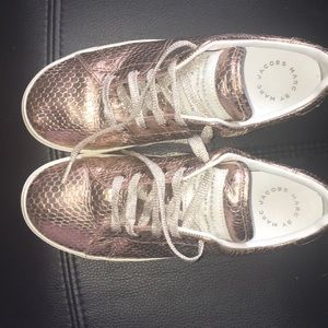 Marc by Marc Jacob snake print sneaker size 8